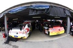 NASCAR: 26 september Amerikaanse club van automobilisten 400 Stock Afbeelding