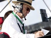 NASCAR: 27 de septiembre AAA 400 Imagenes de archivo