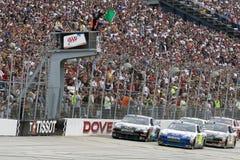 NASCAR: 27 september Amerikaanse club van automobilisten 400 Stock Foto