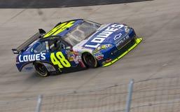 NASCAR: 27 settembre AAA 400 Fotografie Stock