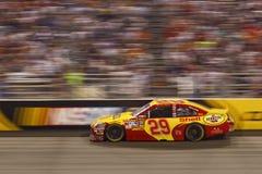 NASCAR - #29 Harvick in Richmond Stock Photos