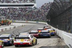 NASCAR: 29 maart Hulp 500 van de Pijn van de Zoetigheid Snelle Stock Afbeelding