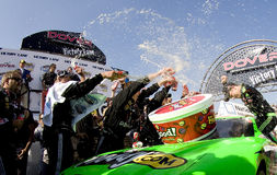 NASCAR: 30. Mai Heluva gute 200 Stockfotografie