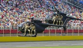 NASCAR: 30 mei Coca-cola 600 Stock Foto's