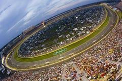NASCAR: 30 mei Coca-cola 600 stock afbeelding