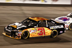 NASCAR - #31 Jeff Burton in Richmond Royalty Free Stock Images