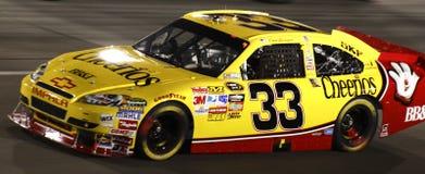 NASCAR - #33 Bowyer em Richmond Imagem de Stock