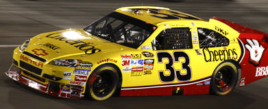 NASCAR - #33 Bowyer in Richmond Stockbild