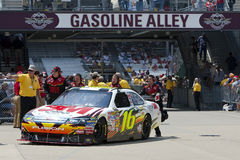 NASCAR:  3M Ford Allstate 400 at the Brickyard Stock Photos