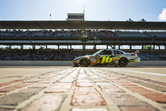 NASCAR: 3M Ford Allstate 400 at the Brickyard Stock Images