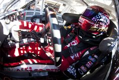 NASCAR: 4 de noviembre AAA Tejas 500 Foto de archivo libre de regalías