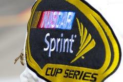 NASCAR: 4. Oktober-Preis-Zerhacker 400 Lizenzfreies Stockbild