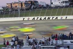 NASCAR: 4. September-große Klipps 300 Lizenzfreie Stockfotos
