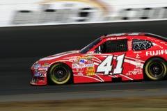 NASCAR = #41 Sorenson de lámina foto de archivo libre de regalías