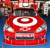 NASCAR - #42 Montoya's Target Chevy Royalty Free Stock Images