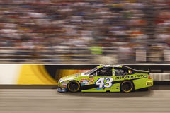 NASCAR - #43 Allmendinger a Richmond fotografia stock