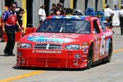 NASCAR #45 - Kyle geringfügig Stockbild
