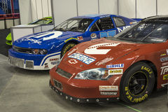 Nascar Foto de Stock Royalty Free