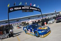 NASCAR: 5 de noviembre AAA Tejas 500 Fotografía de archivo libre de regalías