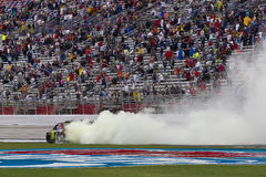 NASCAR: 6. September Advocare 500 Lizenzfreies Stockfoto