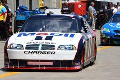 NASCAR - #77 geht heraus voran Lizenzfreies Stockbild