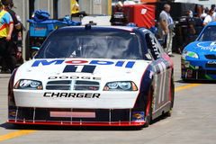 NASCAR - #77 heads out Royalty Free Stock Image