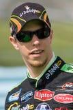 NASCAR: 8 agosto Zippo 200 alla valletta Fotografia Stock Libera da Diritti