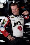 NASCAR : 8 août Heluva bon ! à la gorge Photo libre de droits