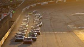 NASCAR : 8 mai Showtime 500 méridionaux Image libre de droits