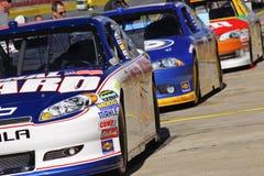 NASCAR - #88 del Jr del valle en frente Fotos de archivo libres de regalías