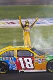 NASCAR: 9. Juli-Quäker-Zustand 400 Lizenzfreies Stockbild
