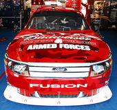NASCAR - #9 Kahne's Armed Forces Tribute Car Stock Photography