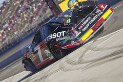 NASCAR : 9 octobre CampingWorld.com 300 Images libres de droits