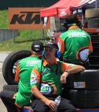 2013 NASCAR AdvoCare 500 het ras van de Sprintkop bij het Internationale Toevoerkanaal van Phoenix Royalty-vrije Stock Fotografie