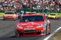 NASCAR: Agosto 10 Heluva bom! no vale Imagem de Stock Royalty Free