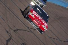 NASCAR: Ajuste fresco 500 del subterráneo del 27 de febrero Foto de archivo libre de regalías