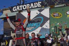 NASCAR: Ajuste fresco 500 del subterráneo del 27 de febrero Foto de archivo