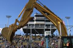 NASCAR: Ajuste fresco 500 do metro fevereiro de 27 Foto de Stock