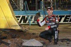 NASCAR: Ajuste fresco 500 do metro fevereiro de 27 Imagem de Stock