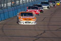 NASCAR : Ajustement frais 500 de souterrain du 27 février Photographie stock libre de droits