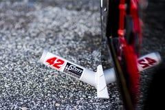 NASCAR : Alerte aujourd'hui la Floride 300 du 20 février Photos stock