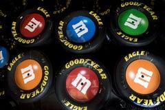 NASCAR : Allégement de douleur rapide de la sucrerie du 28 mars 500 Photos stock
