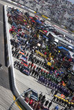 NASCAR : Allégement de douleur rapide de la sucrerie du 29 mars 500 image stock