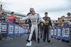 NASCAR: All Star för Maj 19 monsterenergi lopp Arkivfoto