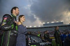 NASCAR: All Star för Maj 19 monsterenergi lopp Royaltyfri Foto