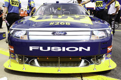 NASCAR - Allmendinger #43 Ford Fusion Royalty Free Stock Photo