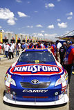 NASCAR - Ambrose's Kingsford Car Stock Images