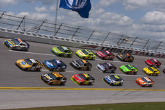NASCAR: Apr 25 Aaron's 499 stock images