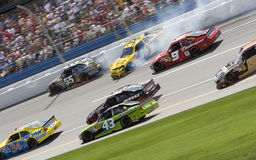 NASCAR:  Apr 25 Aaron's 499 Royalty Free Stock Image