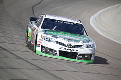 NASCAR:  Apr 04 Duck Commander 500 Royalty Free Stock Photos